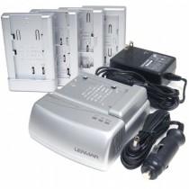 Зарядное устройство Lenmar Mach1 Alpha + платформы XPA1/3/4/5/7