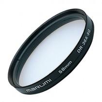 Лучевой ( звездный ) светофильтр Marumi DR-8X 49мм