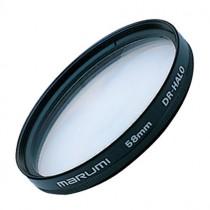 Лучевой ( звездный ) светофильтр Marumi DR-Halo 72мм