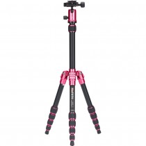 MeFOTO BackPacker Hot Pink