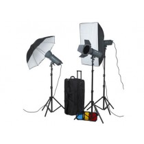 Набор студийного света Mircopro EX-400S Novel kit