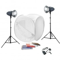 Набор для предметной съемки Mircopro MQ-200 Macro kit