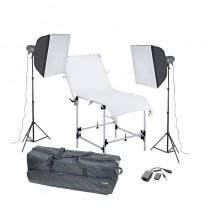 Набор для предметной съемки Mircopro MQ-150 Photo Table Macro kit