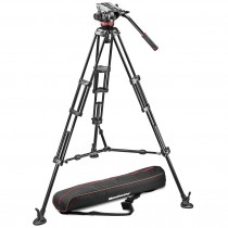 Штатив Manfrotto Professional fluid video system 546BK-1