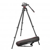 Штатив Manfrotto Professional fluid video system MVK502C-1