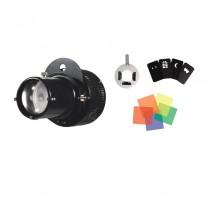 Оптический тубус c масками и цветными фильтрами Falcon Eyes FEA-OST