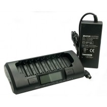 Зарядное устройство Powerex MH-C801D-E w/Euro cable