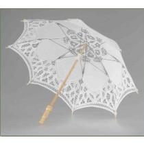 Декоративный зонтик ажурный Markoflash 45см SA03