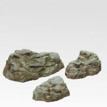 Декоративные камни средние Markoflash SA12 2шт