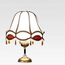 Декоративный абажур с лампой -вспышкой Markoflash SA38