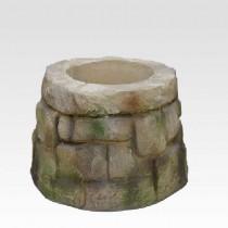 Декоративный каменный колодец Markoflash SA40