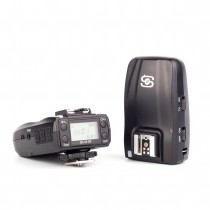 Набор радиосинхронизаторов Shanny SN-E3-RF для Canon 2шт.
