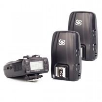 Набор радиосинхронизаторов Shanny SN-E3-RF для Canon 3шт.
