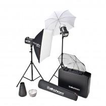 Комплект студийного света Elinchrom Style RX 600