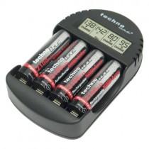 Зарядное устройство Technoline BC-250 Set