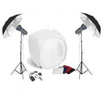 Набор для предметной съемки Visico VT-200 UBR Macro kit