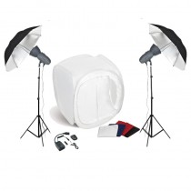 Набор для предметной съемки Visico VT-400 UBR Macro kit