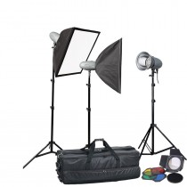 Набор студийного света Visico VT-300/200 PRO Kit