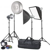 Набор студийного света Visico VT-200 Full Kit