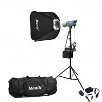 Выездной студийный набор Menik W-500/WF-1