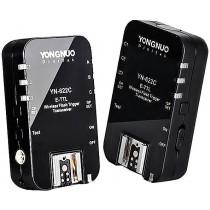Набор радиосинхронизаторов Yongnuo YN-622C Canon E-TTL 2шт.