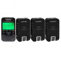 Набор радиосинхронизаторов Yongnuo YN-622C Canon E-TTL 4шт.