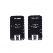 Набор радиосинхронизаторов Yongnuo YN622C II Canon E-TTL 2шт.
