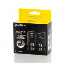 Набор радиосинхронизаторов Yongnuo YN622N II Nikon i-TTL 4шт.