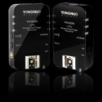 Набор радиосинхронизаторов Yongnuo YN622N Nikon i-TTL 2шт.