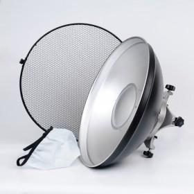 Blazzeo портретная тарелка 410мм + соты + софт рассеиватель