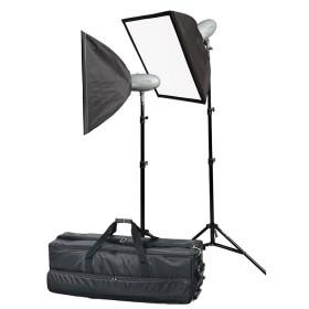 Набор студийного света Visico VT-300 Softbox Kit