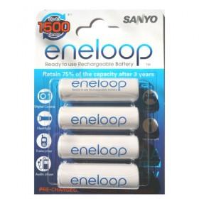 Аккумулятор Sanyo Eneloop AA 2000mAh (4шт)