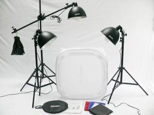 Набор для предметной съемки SL-3 PRO Macro Kit 80см