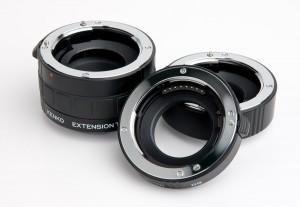 Автофокусные макрокольца Kenko KE-NAHDAFM Sony Alfa 12/20/36mm