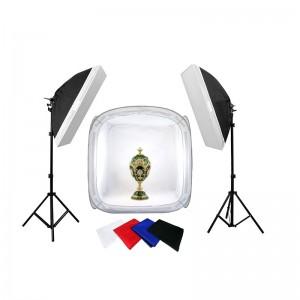 Набор для предметной съемки Falcon Eyes SB5050K Box Macro Kit