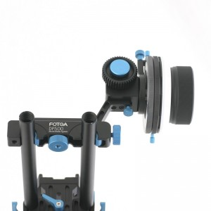 Follow Focus Fotga DP500 v2 Hard Stop / Quick Lock