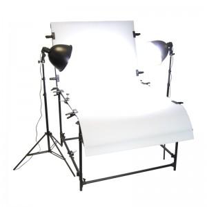 Набор студийного света для предметной съемки Mircopro FL-102 Macro Kit