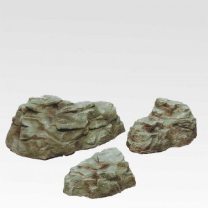 Декоративные камни большие Markoflash SA10 2шт
