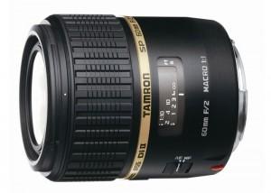 Объектив Tamron SP AF60mm F/2.0 Di II LD (IF) Macro для Sony