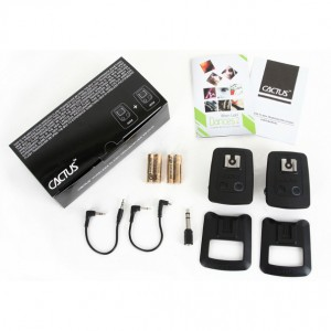 Радиосинхронизатор Cactus Wireless Flash Transceiver V5 Duo Kit