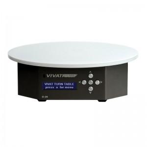 Vivat Turn Table 3D 360°