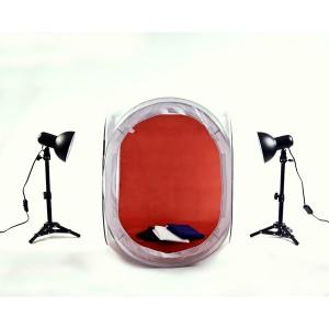 Готовый студийный набор для предметной съемки Menik Y-5