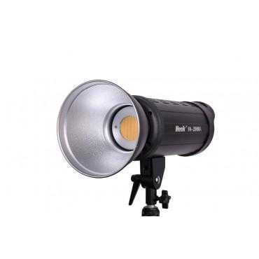 Светодиодный осветитель Menik SN-1000A LED Bi-Color с байонетом Bowens